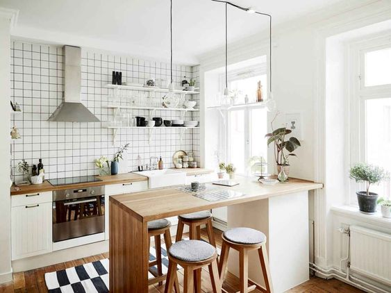 Small Kitchen Ideas 22