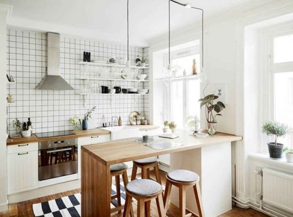Small Kitchen Ideas feature