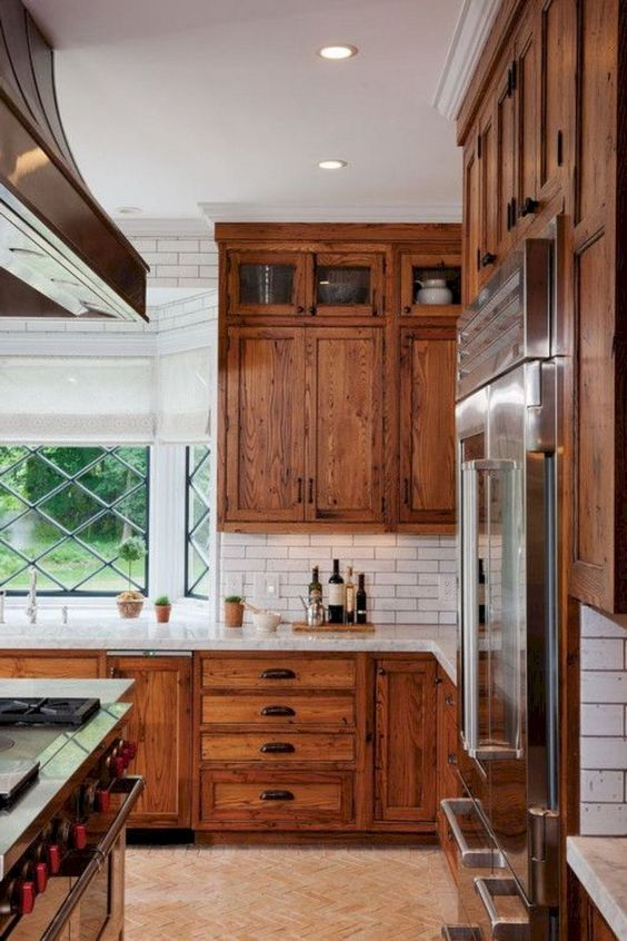 Wood Kitchen Ideas 12