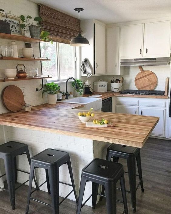 Wood Kitchen Ideas 15