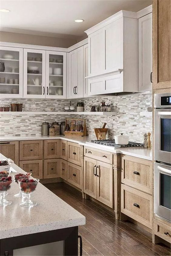 Wood Kitchen Ideas 17