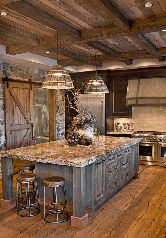 Wood Kitchen Ideas 18