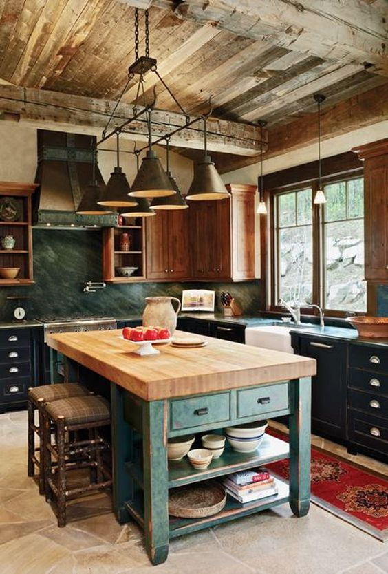 Wood Kitchen Ideas 19