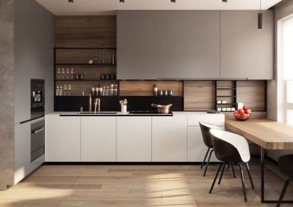 Wood Kitchen Ideas feature