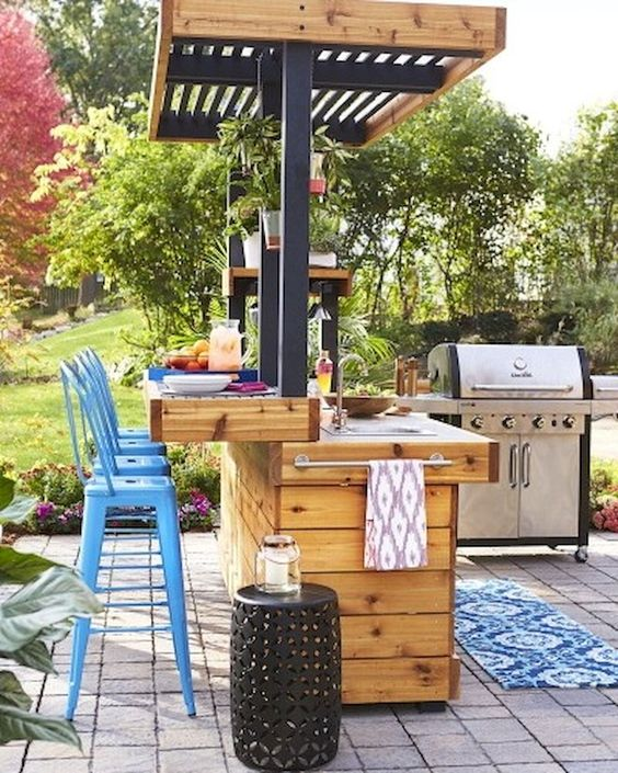 backyard bar ideas 11