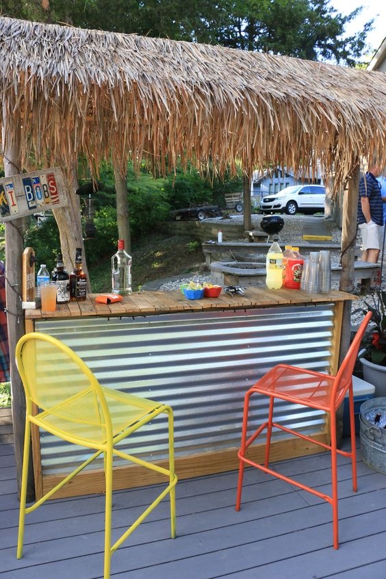 backyard bar ideas 17