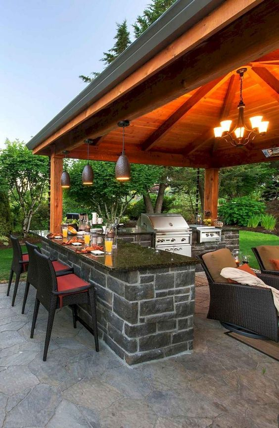 backyard bar ideas 18