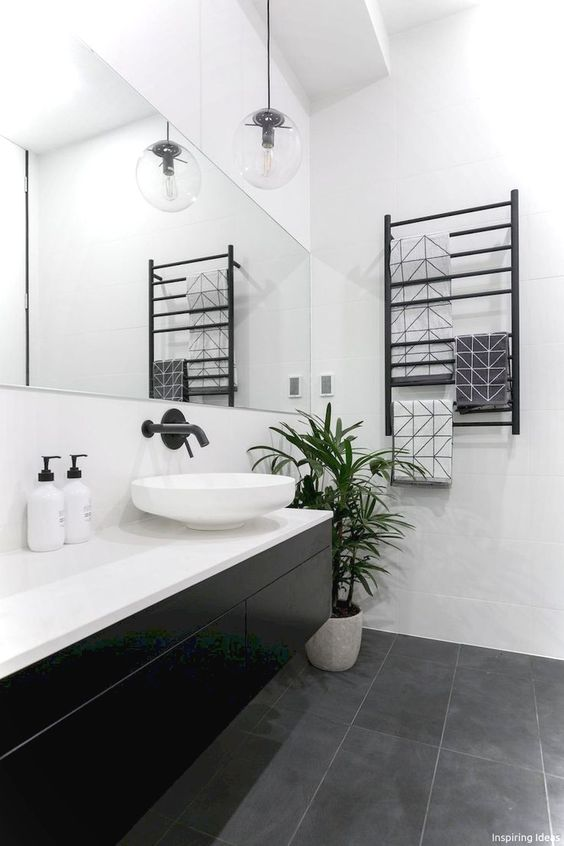 Bathroom Decor Ideas: Elegant Stylish Decor