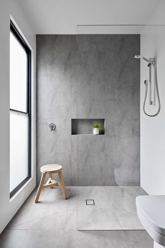 Bathroom Decor Ideas: Minimalist Rustic Decor