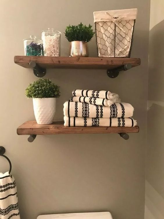 diy bathroom organizations 10