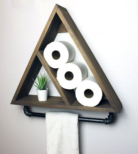 diy bathroom organizations 13