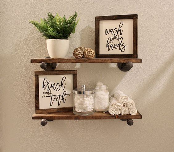 diy bathroom organizations 22