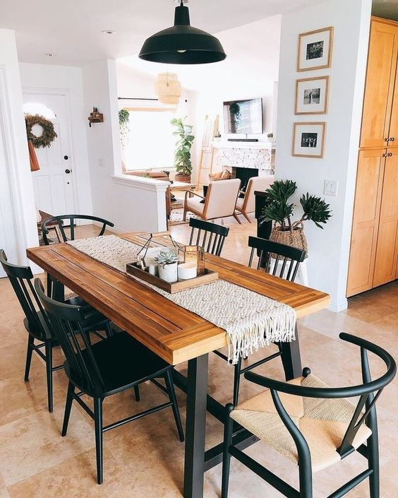 elegant dining room 14