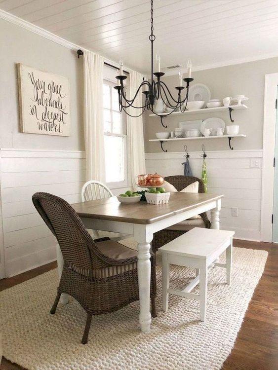 elegant dining room 15