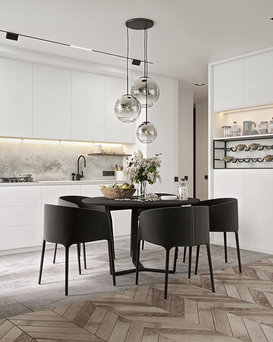 elegant dining room 17