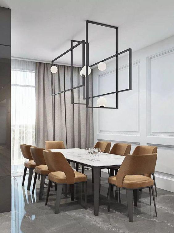 elegant dining room 18