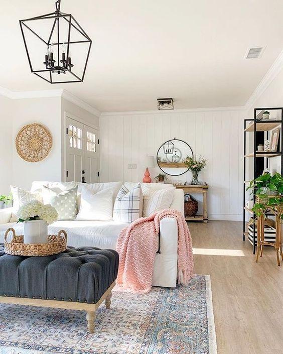 white living room ideas 10