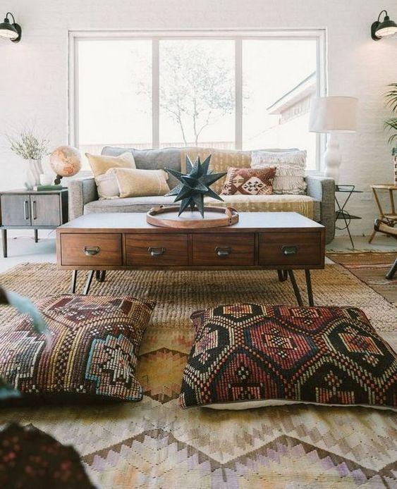 white living room ideas 14