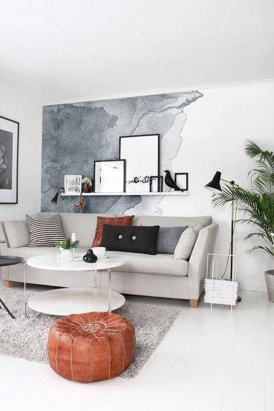 white living room ideas 16