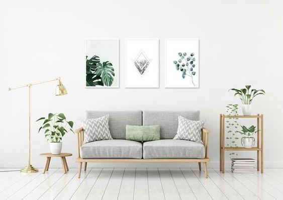 white living room ideas 23