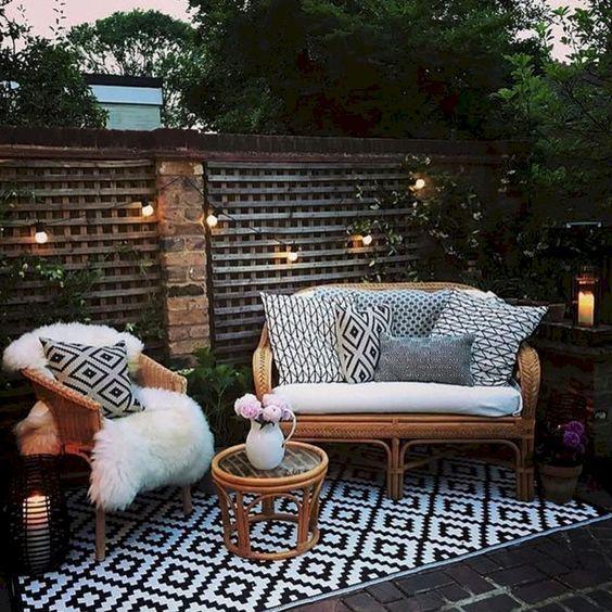 Backyard Furniture Ideas 14