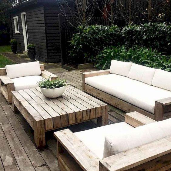 Backyard Furniture Ideas 16