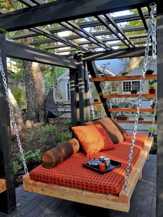 Backyard Furniture Ideas 9