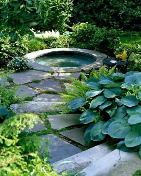 Backyard Pond Ideas 13