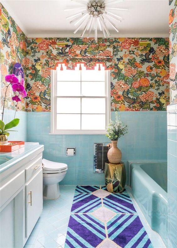 Bathroom Design Ideas: Shabby Chic Decor