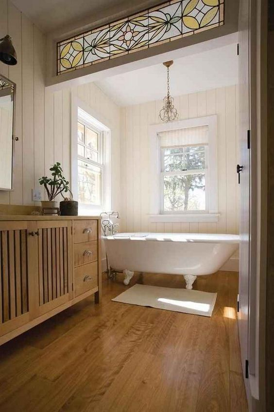 Bathroom Design Ideas: Gorgeous Vintage Decor