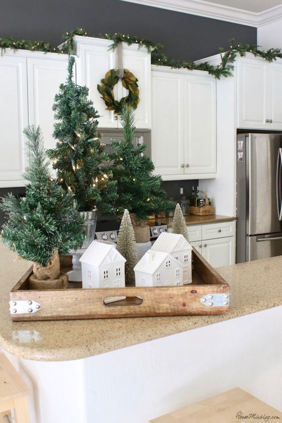 Christmas Kitchen Decorations 13