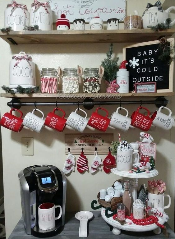 Christmas Kitchen Decorations 17