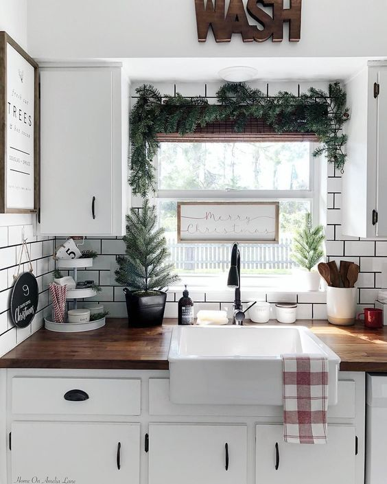 Christmas Kitchen Decorations 20