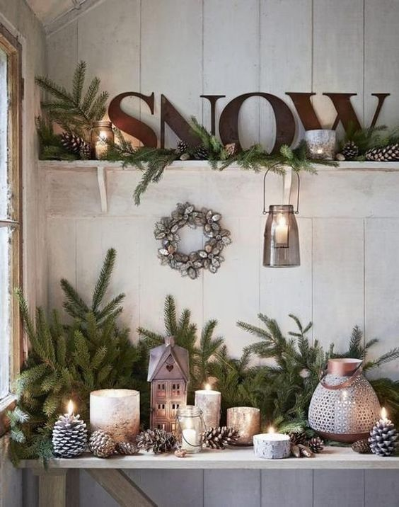 Christmas Kitchen Decorations 22