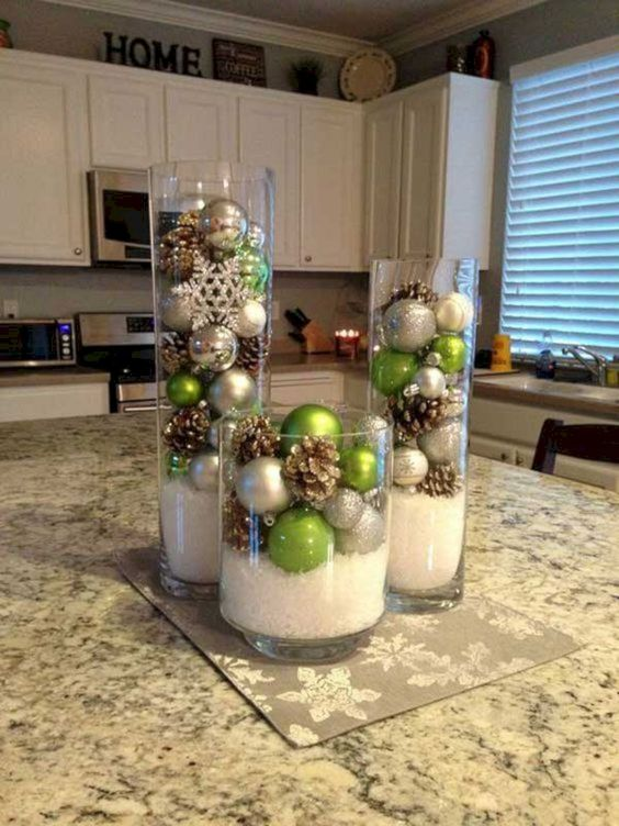 Christmas Kitchen Decorations: Cute Festive Decor