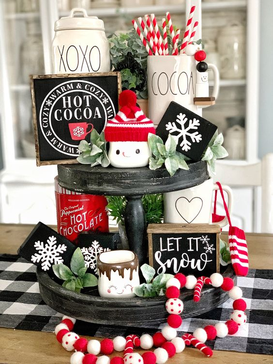Christmas Kitchen Decorations 8