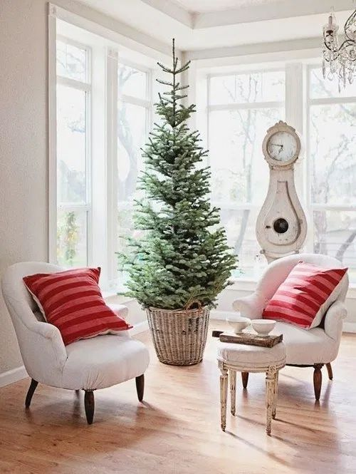 Christmas Living Room Decor 13