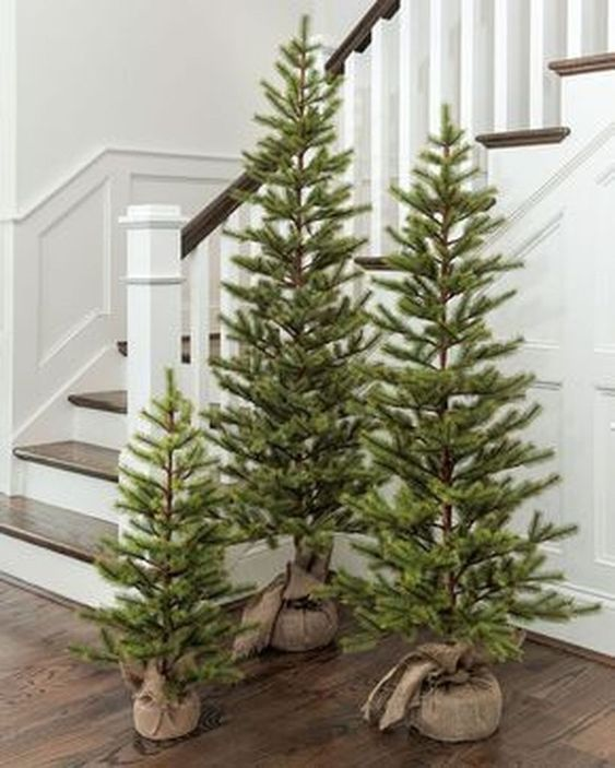 Christmas Living Room Decor 17