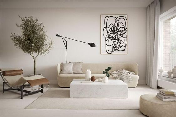 Contemporary Living Room Ideas 23