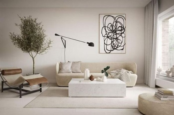 Contemporary Living Room Ideas feature