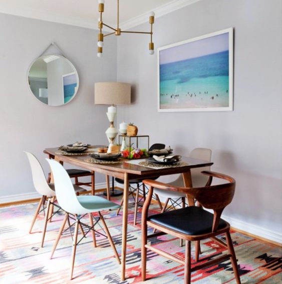 Eclectic Dining Room Ideas 12