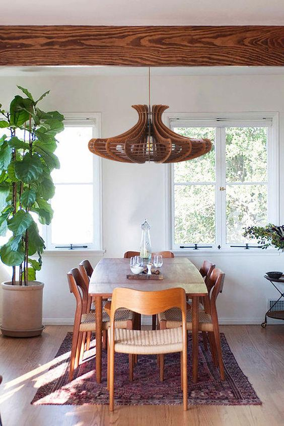 Eclectic Dining Room Ideas 15