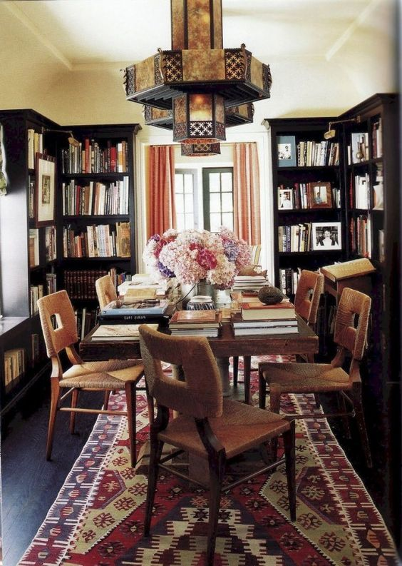 Eclectic Dining Room Ideas 9
