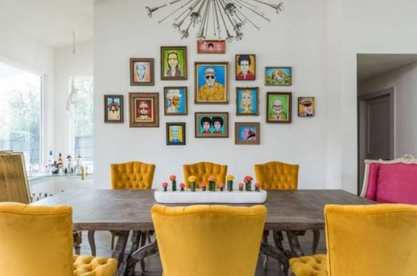 Eclectic Dining Room Ideas feature