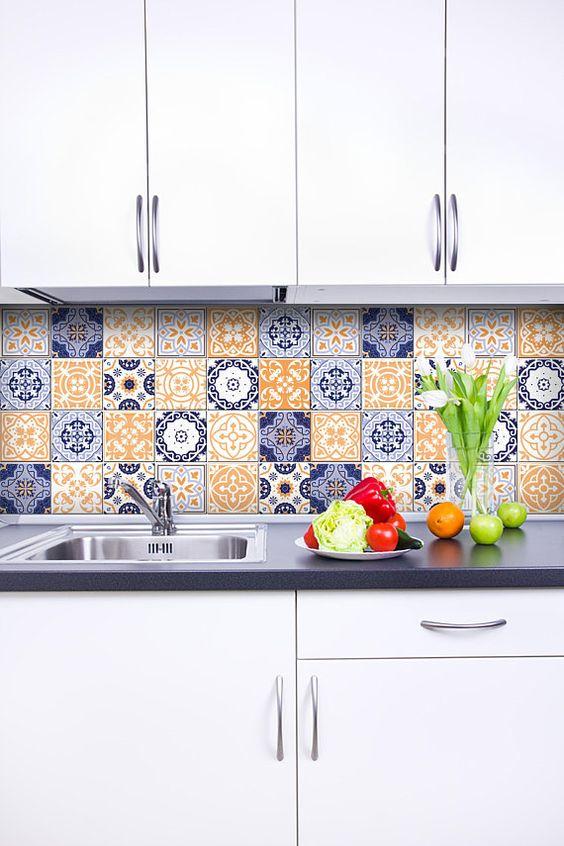 Kitchen Backsplash Ideas: Unique Catchy Style