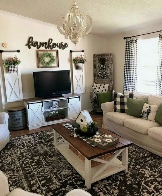Living Room Decor Ideas 17