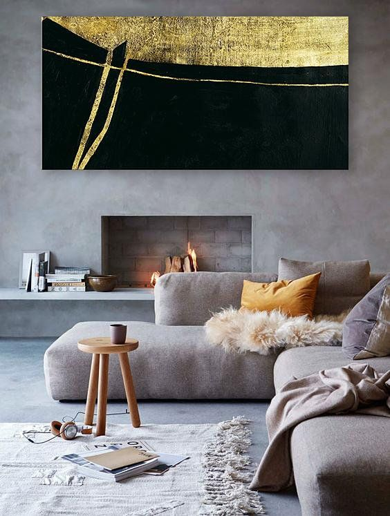 Living Room Decor Ideas: Elegant Contemporary Style