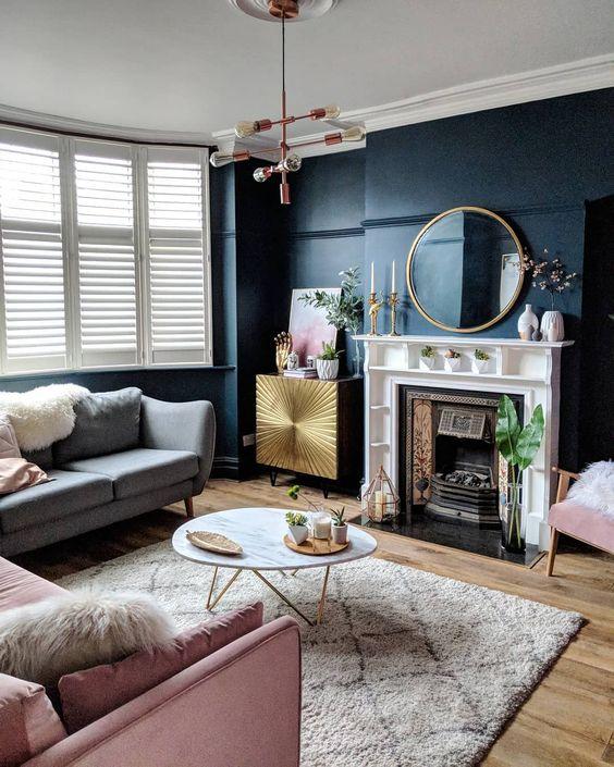 Living Room Paint Ideas 17