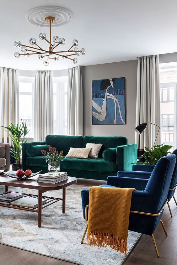 Living Room Paint Ideas 18