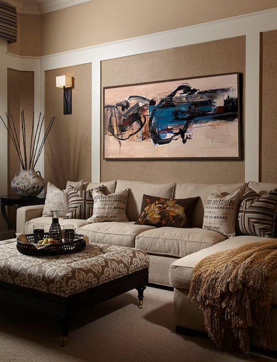 Living Room Paint Ideas 20